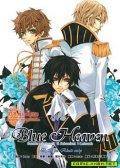 【朱鲁同人漫】Blue Heaven 预览图