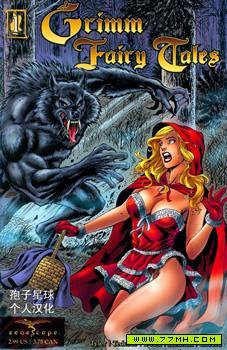 格林成人童话,Grimm Fairy Tales 预览图