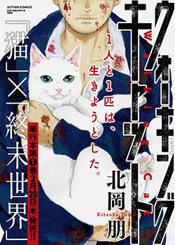 与猫随行,Walking cat 预览图