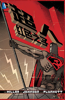 超人:红色之子,超人-红色之子,超人异世界系列 预览图