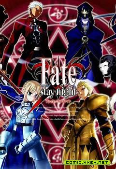 Fate stay night,命运守护夜,圣杯之战 Fate/stay night 命运之夜 Fate/stay night 预览图