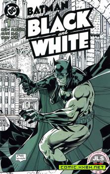 蝙蝠侠:黑白世界 预览图