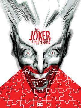 小丑呈现:拼图盒,The Joker Presents - A Puzzlebox 预览图
