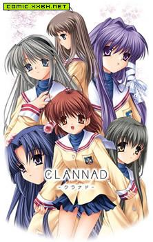 CLANNAD(电击版),クラナド 预览图